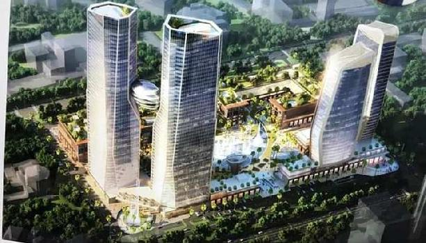 856 Sq.ft. Commercial Shop for Sale in Sector 140A, Noida