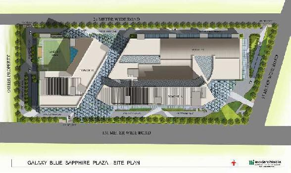230 Sq.ft. Office Space for Sale in Sector 4 Greater Noida