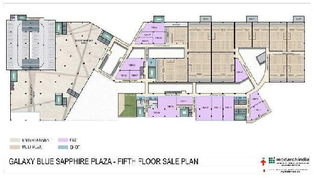 900 Sq.ft. Office Space for Sale in Sector 4 Greater Noida