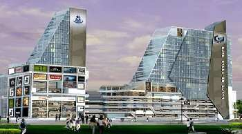 750 Sq.ft. Office Space for Sale in Sector 4 Greater Noida West