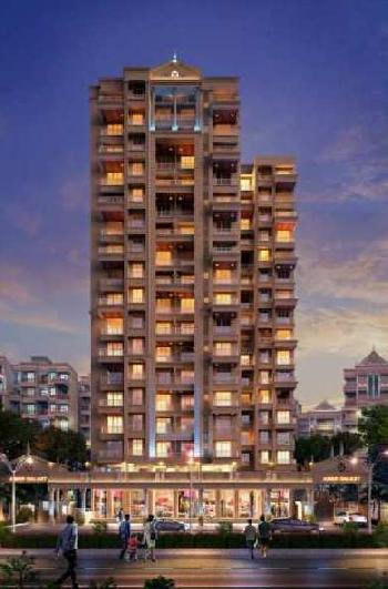1 BHK 725 Sq.ft. Residential Apartment for Sale in Dombivli West, Thane