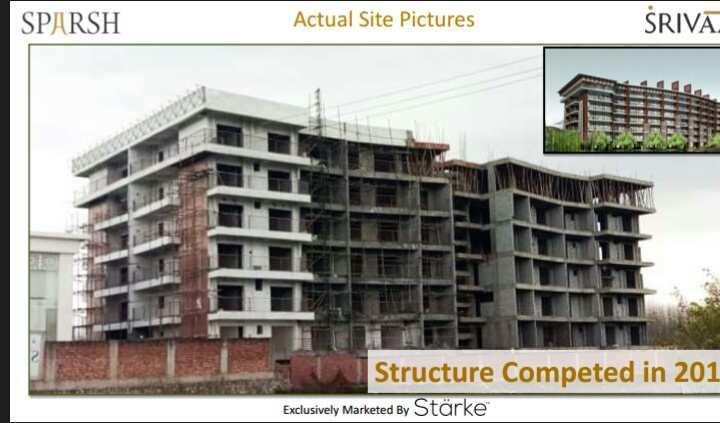 2 BHK 89 Sq. Meter Residential Apartment for Sale in Haridwar Highway, Roorkee