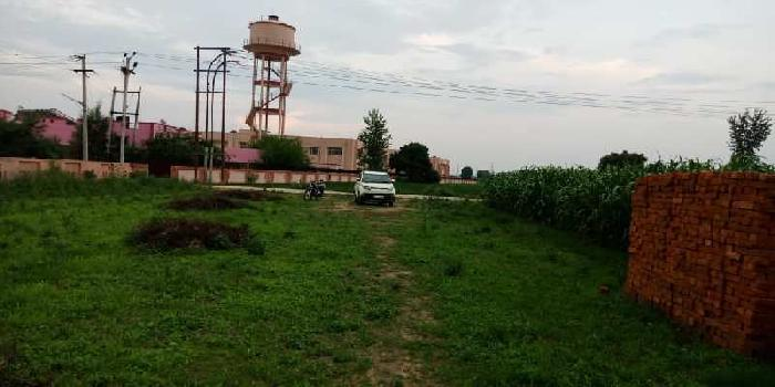 100 Sq. Yards Residential Plot for Sale in Chandralok Colony, Hapur