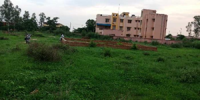 168 Sq. Yards Residential Plot for Sale in Chandralok Colony, Hapur