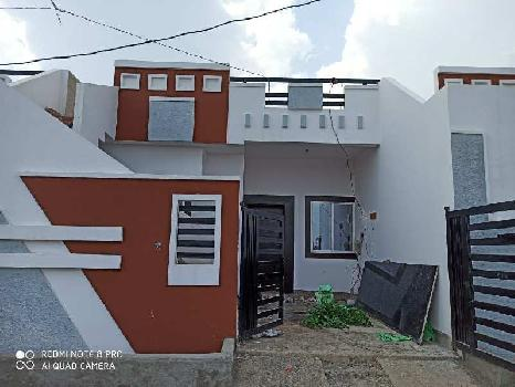 2 BHK Independent Houses/Villas for Sale in Mandla Road,Tilhari,Jabalpur Jabalpur - 1000 Sq.ft.
