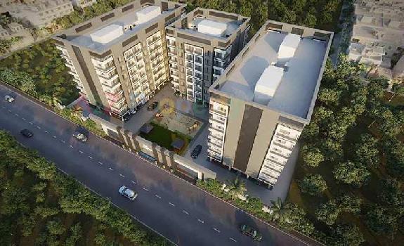 2 BHK 1150 Sq.ft. Residential Apartment for Sale in Mota Varachha, Kosad, Surat
