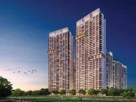 2 BHK 700 Sq.ft. Residential Apartment for Sale in Kolshet Road, Thane