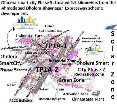 1472 Sq.ft. Residential Plot for Sale in Dholka, Ahmedabad