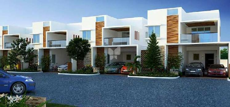 4 BHK 2090 Sq.ft. House & Villa for Sale in Channasandra, Bangalore