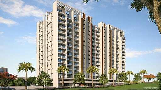2 BHK 950 Sq.ft. Residential Apartment for Sale in Wakad, Pune