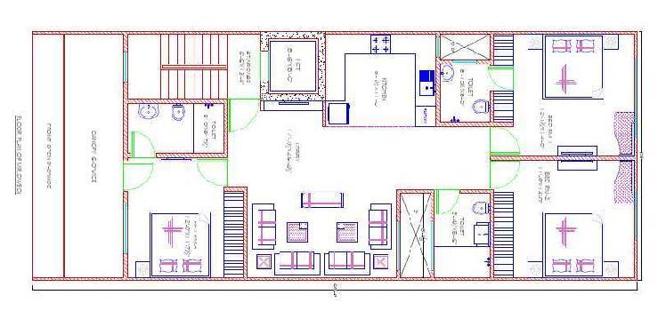 3 BHK 170 Sq. Yards Builder Floor for Sale in Phase 3, Model Town, Delhi