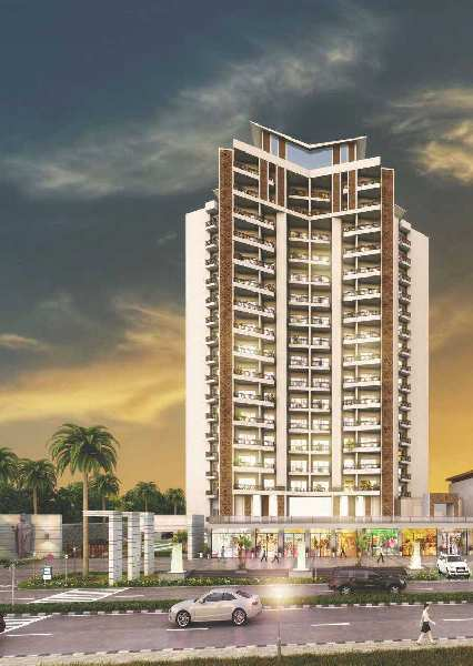 2 BHK 1245 Sq.ft. Residential Apartment for Sale in Sector 1 Greater Noida West