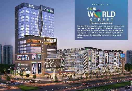 94 Sq.ft. Commercial Shop for Sale in Sector 16B Greater Noida