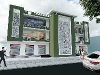 117 Sq.ft. Commercial Shop for Sale in Lucknow Faizabad Highway, Lucknow