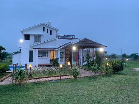 1 BHK 600 Sq.ft. Farm House for Sale in Amarvati Road, Nagpur