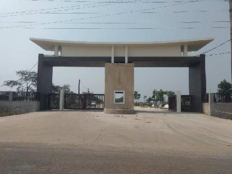 1000 Sq.ft. Residential Plot for Sale in Wallfort City, Raipur