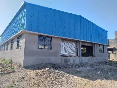 7000 Sq.ft. Factory for Rent in Umbergaon, Valsad