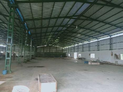 35000 Sq.ft. Warehouse for Rent in Umbergaon, Valsad