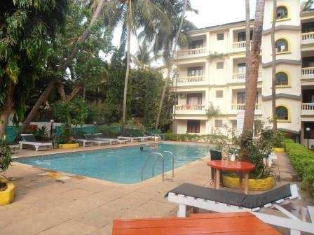 1 BHK 50 Sq. Meter Residential Apartment for Sale in Calangute, Goa
