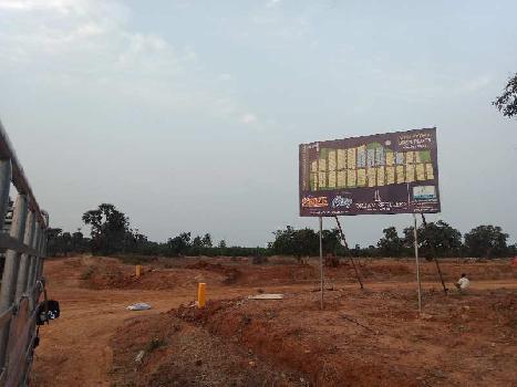 200 Sq. Yards Residential Plot for Sale in Bhogapuram, Visakhapatnam