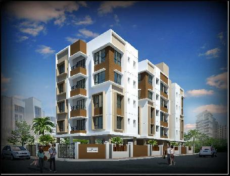 3 BHK 923 Sq.ft. Residential Apartment for Sale in Ramchandrapur, Howrah