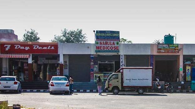 300 Sq.ft. Commercial Shop for Sale in Sector 125 Mohali