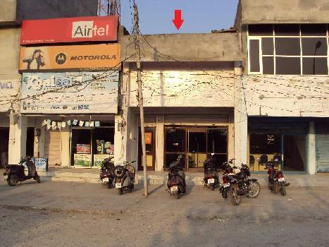 1200 Sq.ft. Commercial Shop for Sale in Chandigarh Road, Hoshiarpur