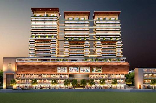 2 BHK 1223 Sq.ft. Residential Apartment for Sale in Warashiya, Vadodara