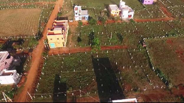 1448 Sq.ft. Residential Plot for Sale in Mattiuttavani, Madurai