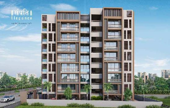 3 BHK 1134 Sq.ft. Residential Apartment for Sale in Sabarmati, Ahmedabad
