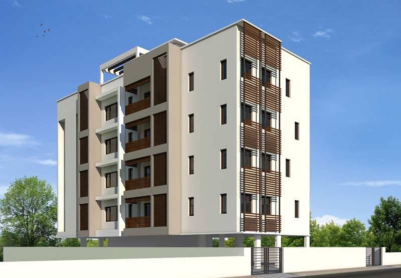 3 BHK Flats & Apartments for Rent in Dwarka, West Delhi - 1500 Sq.ft.