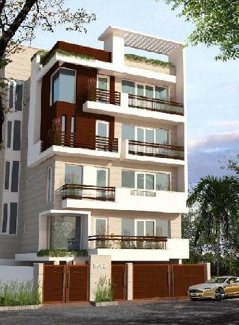 1 BHK 40 Sq. Yards Residential Apartment for Sale in Om Vihar, Uttam Nagar, Delhi