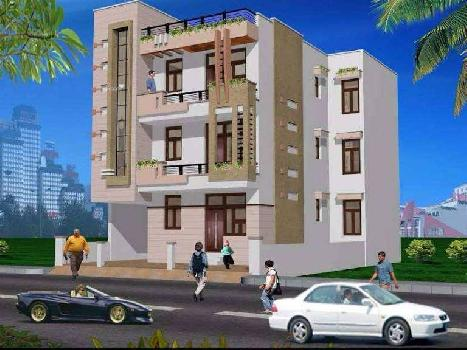 2 BHK 1100 Sq.ft. Builder Floor for Sale in Narayan Vihar, Jaipur