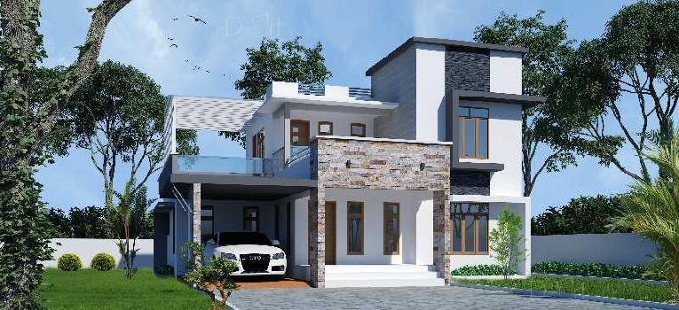 10 Cent Residential Plot for Sale in Pooladikunnu, Kozhikode