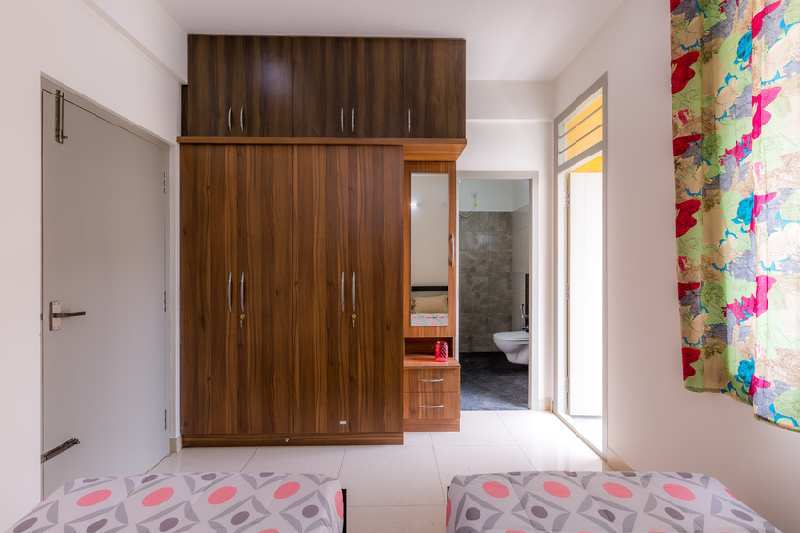 1 bhk 510 sq ft  residential apartment for rent in indira