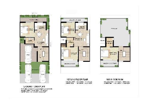 2 BHK 762 Sq.ft. Builder Floor for Sale in Sector 35 Bahadurgarh