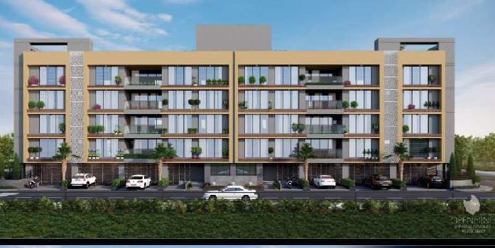 4 BHK 5175 Sq.ft. Residential Apartment for Sale in Bodakdev, Ahmedabad