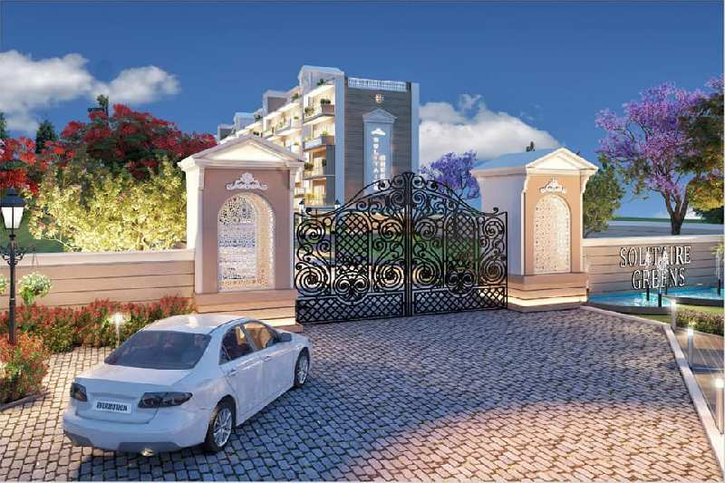 3 BHK 1800 Sq.ft. Residential Apartment for Sale in Zirakpur Road, Chandigarh