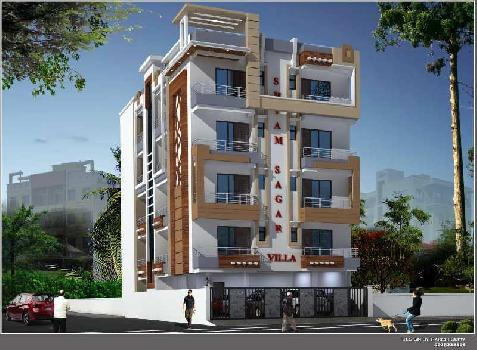 2 BHK 3500 Sq.ft. Builder Floor for Sale in Kakadev, Kanpur