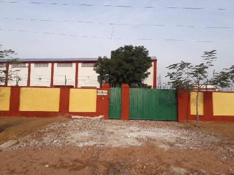 7500 Sq.ft. Factory for Sale in Bandikui, Dausa