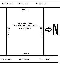 544 Sq. Yards Residential Plot for Sale in Manikonda, Panchavathi Colony, Manikonda, Hyderabad