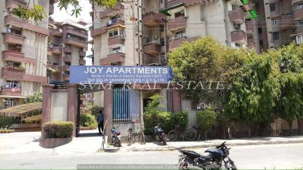4 BHK 2300 Sq.ft. Residential Apartment for Sale in Sector 2 Dwarka, Delhi