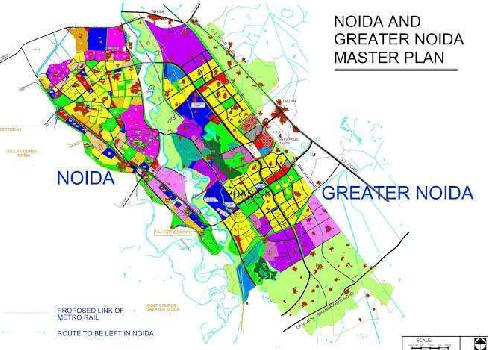 450 Sq. Meter Industrial Land for Sale in Surajpur Site V Industrial, Greater Noida