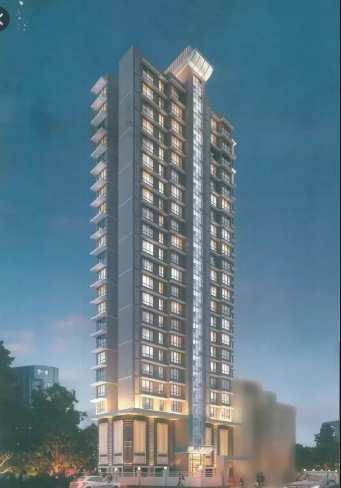 1 BHK 555 Sq.ft. Residential Apartment for Sale in Borivali West, Mumbai