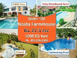 3 BHK Farm House for Sale in Sector 130, Noida