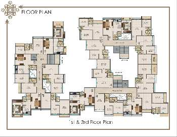 1 BHK 555 Sq.ft. Residential Apartment for Sale in Badlapur West, Thane