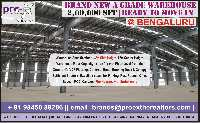 200000 Sq.ft. Warehouse for Rent in Nelamangala, Bangalore