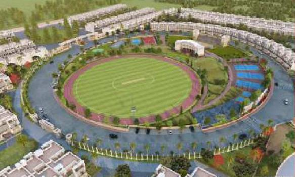 164 Sq. Yards Residential Plot for Sale in Yamuna Expressway, Greater Noida