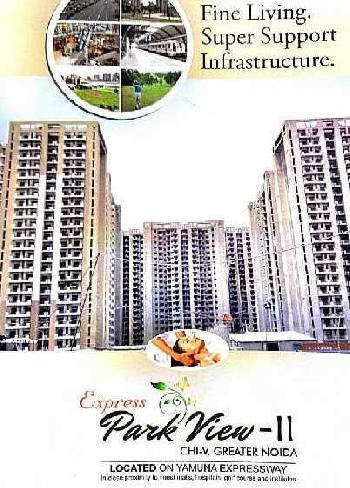 2 BHK 984 Sq.ft. Residential Apartment for Sale in Yamuna Expressway, Greater Noida