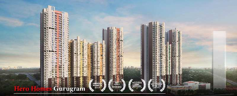 3 BHK 1389 Sq.ft. Residential Apartment for Sale in Dwarka Expressway, Gurgaon